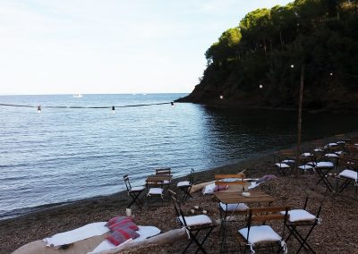 beach_aperitif_cerinella_catering_weddingplanner_Tuscany_isola d'Elba