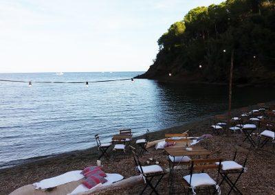 beach_aperitif_cerinella_catering_weddingplanner_Tuscany_isola d'Elba