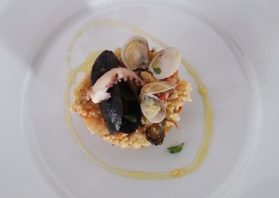 catering_cerinella_antipasto_couscous_insalata_mare_matrimonio_toscana_wedding_Tuscany