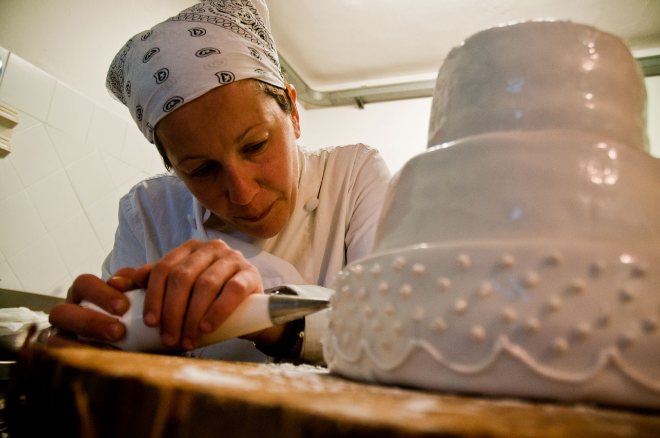Chef Sacha Naldi