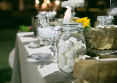 confettata rustic wedding