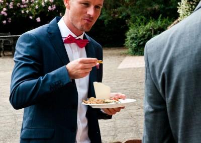 wedding aperitif buffet