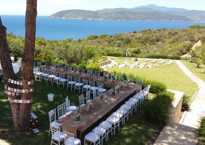Wedding venues at Argentario, Tuscan Coast & islands