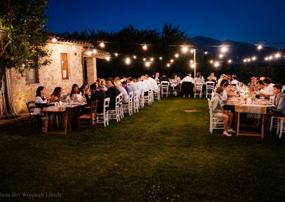 wedding Tuscany_pienza_val d'orcia_countrychic_string lights wedding