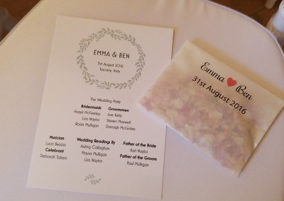 wedding_ceremony_decor_tuscany_program_confetti_weddingplanner_cerinella