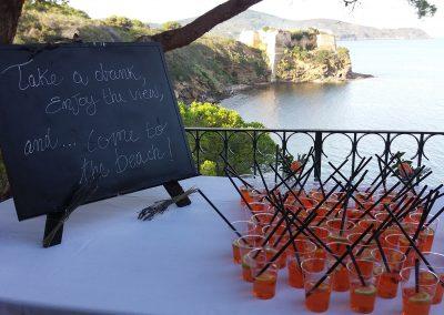 beach_aperitif_cerinella_catering_Elba_Tuscany
