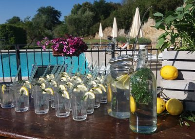 country aperitif style_wedding_tuscany_val d'orcia_catering_cerinella