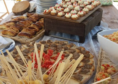country_aperitif_buffet_aperitivo_tuscany_wedding_matrimonio_toscana_catering_cerinella