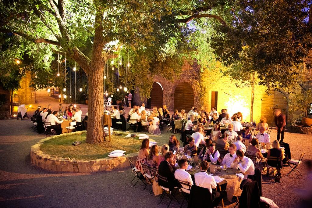 Locations per soggiorni, cerimonie e ricevimenti