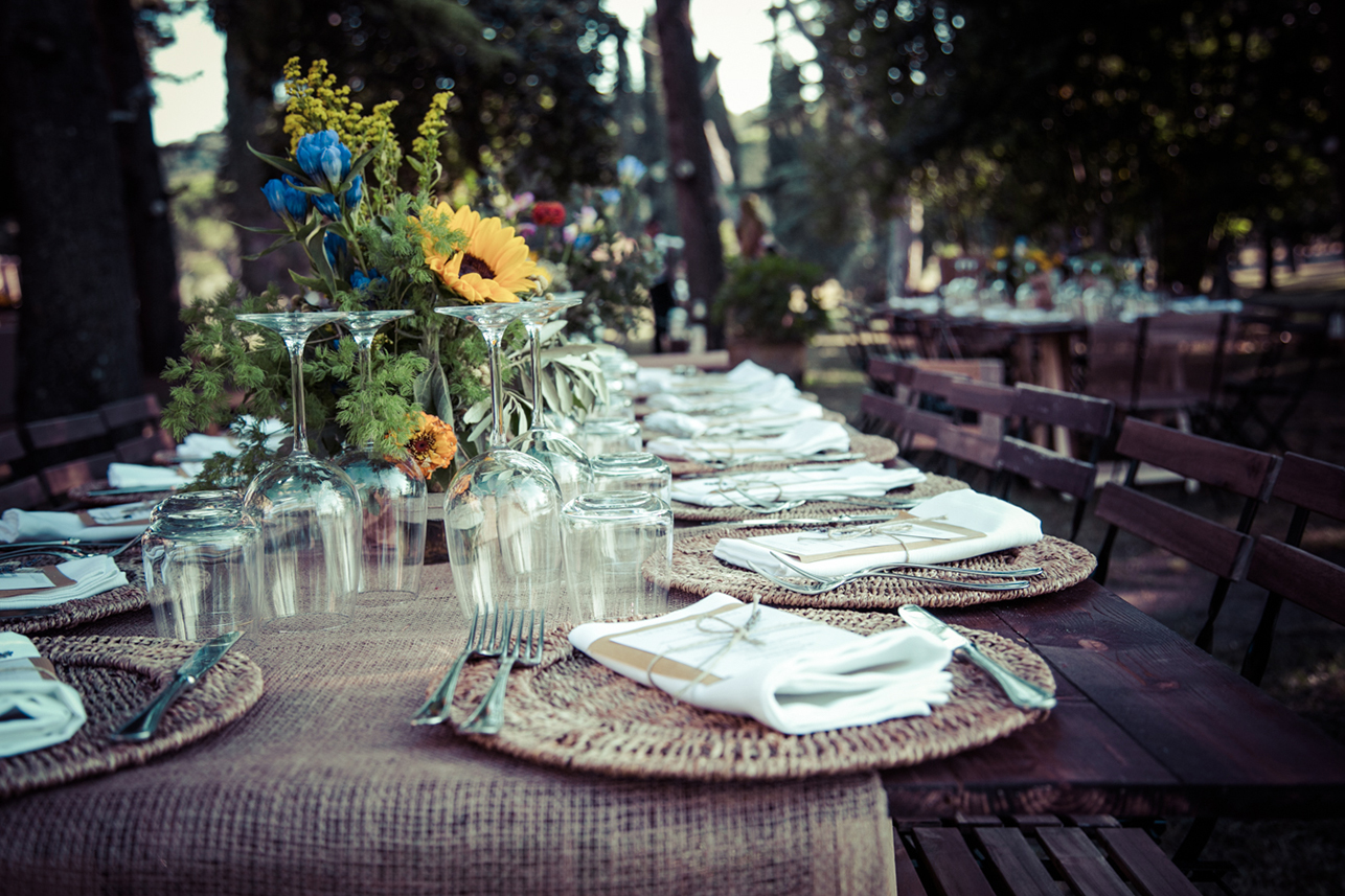 Matrimonio Country Chic Firenze : Catering cerinella matrimonio in toscana proposta menù