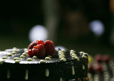 wedding tuscany - matrimonio in toscana - chocolate weddng cake