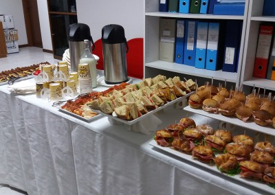 Coffee break dolci e salati