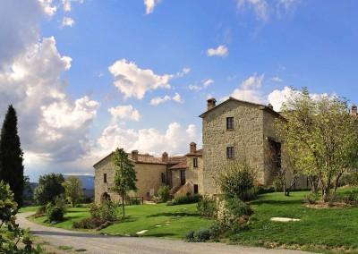 Borgo in Val d'Orcia