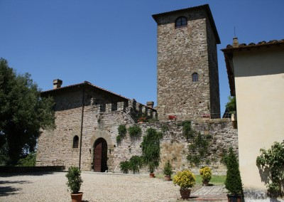 Medieval Castle, Historic venue in Chianti, Firenze