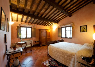 venue in val d'orcia, example of two-room apartment (2+2) - double room 3, cerinella wedding