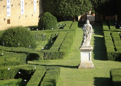 San Quirico d'Orcia (SI), Toscana, Italia, Europa